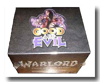 Warlord CCG Good and Evil Constructed Deck