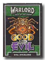 warlord ccg warlord saga of the storm good and evil nothrog deck evil overlord Terror of Sharn Keep