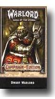 warlord ccg warlord saga of the storm Campaign Edition dwarf deck