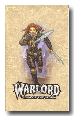 Warlord CCG Campaign Edition Booster Box