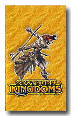 Warlord CCG Southern Kingdoms Booster Box