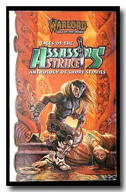 Warlord Saga of the Storm Assassins Strike Novel