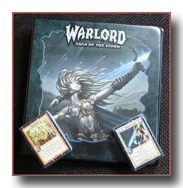 warlord ccg warlord Saga of the Storm Stolen Destiny D2P Set AEG