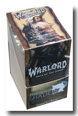Warlord CCG Light and Shadow Booster Box