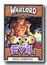 warlord ccg warlord saga of the storm good and evil dwarf deck good overlord Sjonegaard