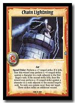 Warlord CCG 4th Edition Rules Erratas Format Promo Legality Chain Lightning