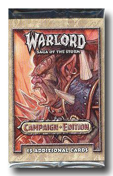 Warlord CCG Campaign Booster