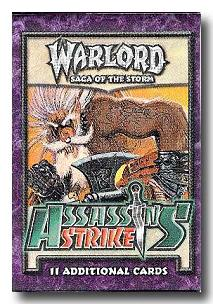 Warlord Saga of the Storm Assassins'Strike