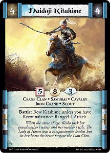 Legend of the Five Rings L5R