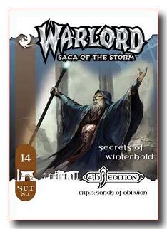 Warlord Saga of the Storm Sands of Oblivion